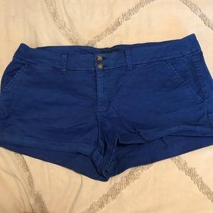 Royal Blue American Eagle Shorts